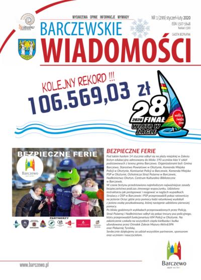 Gazeta nr 1/2020 – styczeń-luty