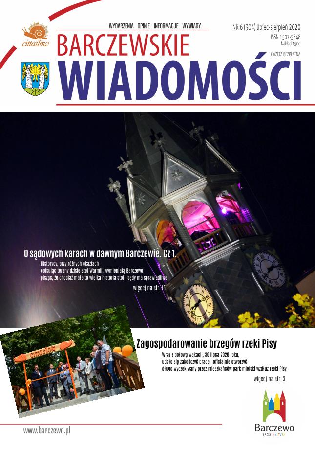 Gazeta 6/2020 - lipiec-sierpień