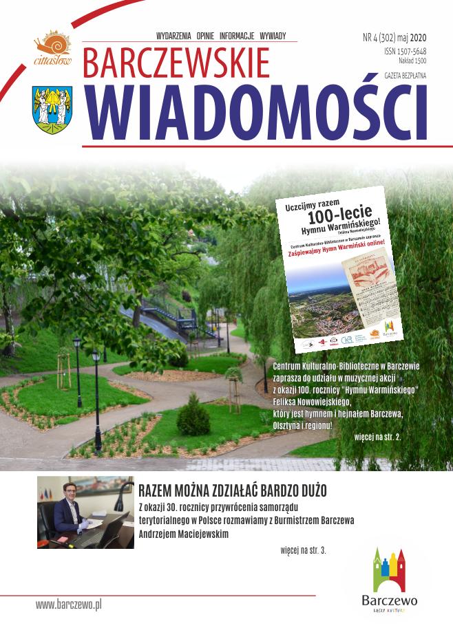 Gazeta nr 4/2020 - maj